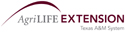 Tx Agrilfie Extension logo